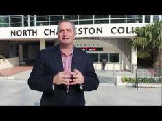 North Charleston Coliseum Memories with Dean Stephens from ABC News 4  #NCCMemories  www.NorthCharlestonColiseumPAC.com