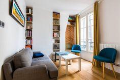 Ganhe uma noite no Charming NEW T2 flat in Montmartre-Batignolles - Apartamentos para Alugar em Paris no Airbnb!