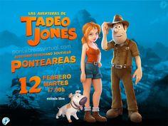 Las Aventuras de Tadeo Jones en Ponteareas