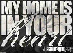 we came as Romans lyrics