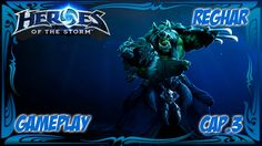 Reghar - Heroes of the Storm - Gameplay Español - Minas Encantadas - Cap.3