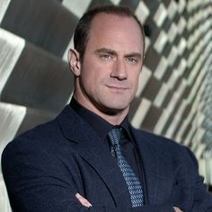 Christopher Meloni (STABLER!) SVU is totally my favorite show, and he's the main reason why