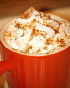 Starbucks Pumpkin Spice Latte :)