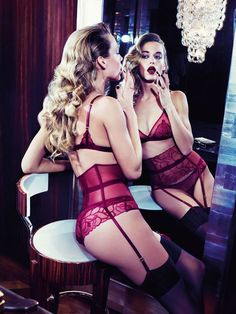Hannah Ferguson  How hot is that?  :)  #Lingerie #HotBodiesExposed