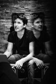 James Blunt in the studio with Stephan Moccio and Mozella, Los Angeles, CA - Credit: Jared Polin Ed Sheeran Divide Tour, James Blunt, Acting, Singing, Writer, Romantic, Music, Photography, Sexy