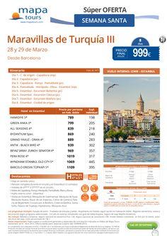 Maravillas de Turquía III S. Santa salida Barcelona ** Precio Final desde 999** ultimo minuto - http://zocotours.com/maravillas-de-turquia-iii-s-santa-salida-barcelona-precio-final-desde-999-ultimo-minuto-2/