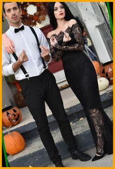 Cute Couple Halloween Costumes, Best Couples Costumes, Adult Halloween Party, Costumes For Teens, Halloween Outfits, Halloween Makeup, Halloween Ideas, Halloween 2020, Halloween Stuff