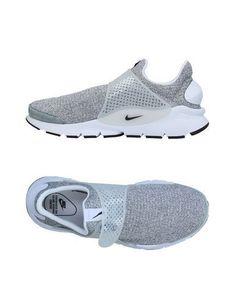 NIKE Women's Low-tops & sneakers Light grey 6 US http://feedproxy.google.com/fashionshoes1