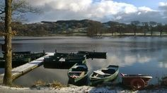 Northern Piker: A Blustery Day on Esthwaite Water