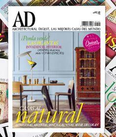 El Mercado en la revista AD