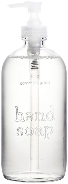 Common Good Hand Soap, Lavender