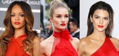 Top 5 Makeup Looks to Channel when wearing Red | Blog | GlamCorner