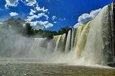 Cachoeira de Sãp Romão -Carolina (Maranhão) – Brazil