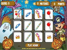 InTec InSights: Technology Integration Ideas for the Classroom: Halloween Interactive Games