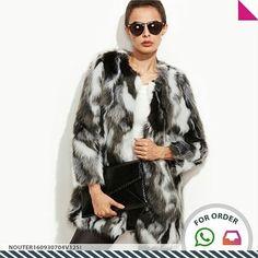 SKU: NOUTER160930704V0SI Colors: Multi Size: XS, S, M, L Category: Women > Outerwear > Jacket & Coat Weight: 0.300kg… #Vivoren #Fashion