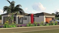3 Bedroom House Plan – My Building Plans South Africa My Building, Building Plans, Architect Fees, Construction Drawings, Bedroom House Plans, Windows And Doors, Mj, South Africa, Shed