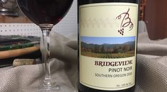 The 2010 Bridgeview Pinot Noir was not only at an amazing price, it was fantastic! Light bodied, yet bold - this wine really stands out. Oregon Pinot continues to blow me away, and the Bridgeview Winery knocked it out of the park with this one. Cheers!