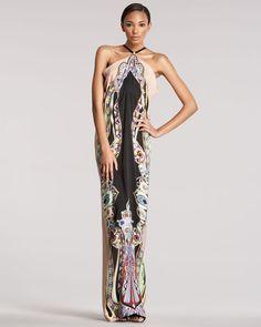 Halter Gown by Etro #Gown #Etro