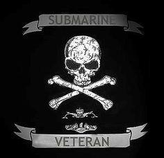 Sub Veteran Patch