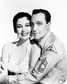 Cyd Charisse and Gene Kelly for It's Always Fair Weather (1955)