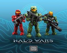 Halo Mega Bloks - Halo Wars