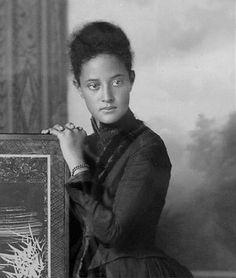 Princess Victoria Kaʻiulani Kalaninuiahilapalapa Kawēkiu i Lunalilo Cleghorn of Hawaii (1875–1899)