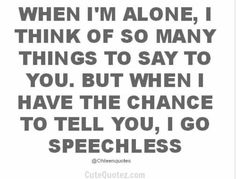 I do then i feel stupid