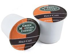 Green Mountain HalfCaff Coffee KCup 108 Pack >>> Check this awesome product by going to the link at the image.