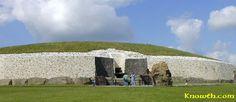 Newgrange....fantastic ancient site in Ireland that I've had the pleasure of experiencing