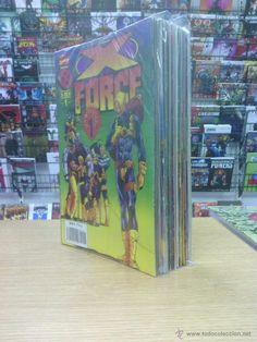 X-FORCE VOL 2 PACK (48 NUMEROS DE 49 - FALTA EL 48) $40