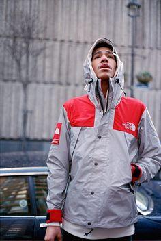 The Norton face per supreme || Follow @filetlondon for more street wear style #filetclothing