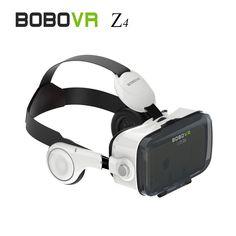 d07e10fe8276 2016 Новые Горячие XiaoZhai Bobovr Z4 3D VR Очки Виртуальной Реальности  Видео Google Картон Гарнитуры для