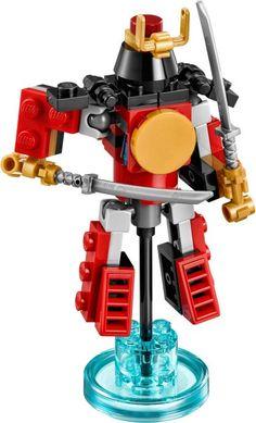 LEGO Dimensions 71216 - Fun Pack: Nya #lego #legodimensions #legocollector #nerd #videogame #legovideogame #legogame #minifigure #legominifigure #minifig #LegoNinjago #Ninjago #Nya #Samurai #Samuraimech