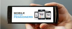 Introducing New Mobile App for Pensioners #mobileapps #pensionapp