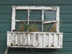 Window box Window box , Check more at shuttersrepurpose. - Window box Window box , Check more at shuttersrepurpose… This image has get 0 r - Rustic Planters, Window Planter Boxes, White Planters, Diy Shutters, Repurposed Shutters, Kitchen Shutters, Bedroom Shutters, Rustic Houses Exterior, Landscaping