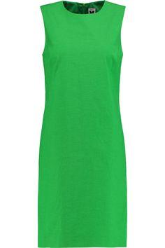 M MISSONI Neon cotton-blend mini dress. #mmissoni #cloth #dress