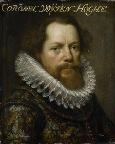 Portret van Anthonis van Utenhove, (atelier van) Paulus Moreelse