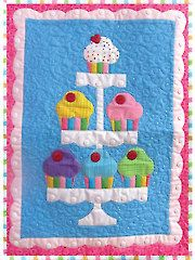 Cupcakes! Quilt Pattern