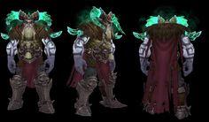 Tier 19 Mythic Death Knight, Demon Hunter, Paladin, Priest, Rogue, Warlock; Creature 3D Models - Wowhead News