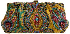 Beaded Clutch - Amazon