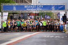 Belfast City Marathon 2014