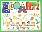 ECOART! Williamson Kids Can! Laurie Carlson Homeschool Earth-Friendly Crafts - http://books.goshoppins.com/christian-books-bibles/ecoart-williamson-kids-can-laurie-carlson-homeschool-earth-friendly-crafts/