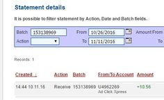 Ad Click Xpress Withdrawal Proof no 8 I am getting paid daily at ACX and here is proof of my latest withdrawal. This is not a scam and I love making money online with Ad Click Xpress. Here is my Withdrawal Proof from Ad Click Xpress. I get paid daily and I can withdraw daily. Online income is possible with ACX, who is definitely paying - no scam here. I WORK FROM HOME less than 10 minutes and I manage to cover my LOW SALARY INCOME. If you are a PASSIVE INCOME SEEKER, then Ad Click Xpress (Ad