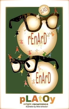"Coming soon optical frames pLAtOy ""rEnArD"" and ""EnArD"""