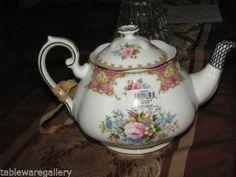 Royal Albert Lady Carlyle Tea Pot