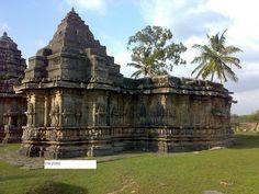 My Journey on Temples of Karnataka : Marale Twin Hoysala Temple - Near Belur