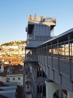 Lissabon_Elevador de Santa Justa 2