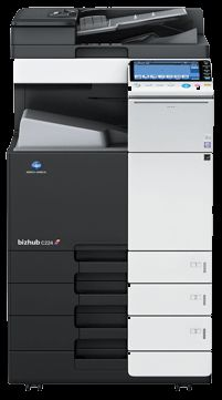 Konica Minolta - bizhub C224-NovaCopy - Copiers & Document Solutions