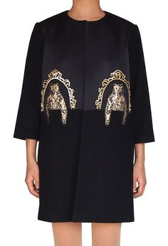 Twin Bears Coat