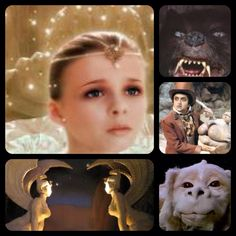 Not many people have seen this one! The Never Ending Story..one of my favorite childhood movies.